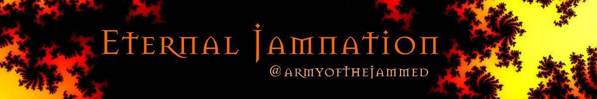 Eternal Jamnation Banner